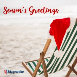 Magnetite Offices Holiday Closure