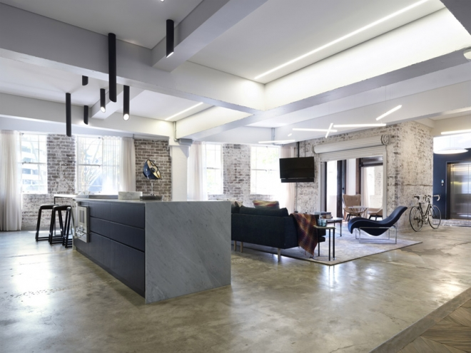 The rocks s claremont house apartment shortlisted in 2014 for Apartment design awards